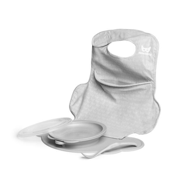 Herobility Feeding Starter Pack - Grey