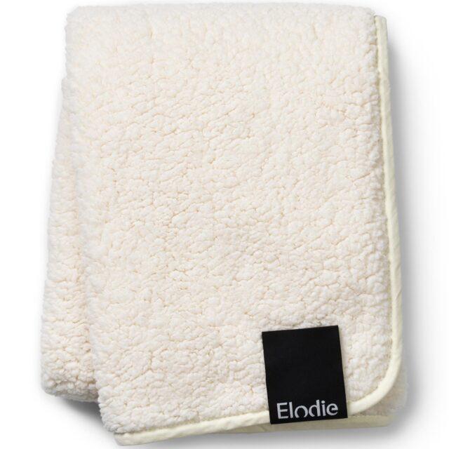 Elodie Details Pärlsammetsfilt Shearling