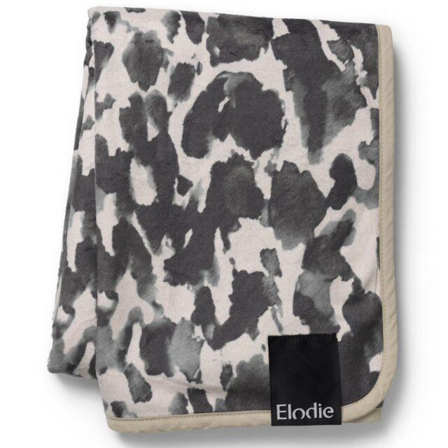 Elodie Details Pärlsammetsfilt Wild Paris