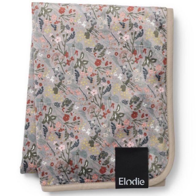 Elodie Details Pärlsammetsfilt Vintage Flower