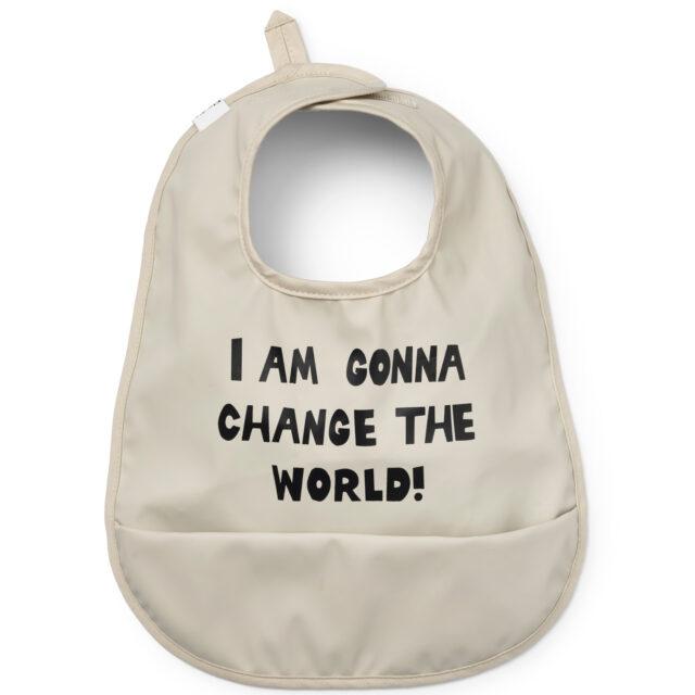 Elodie Details Haklapp - Change The World