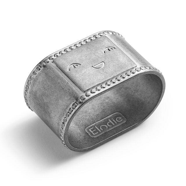 Elodie Details Servettring – Antique Silver