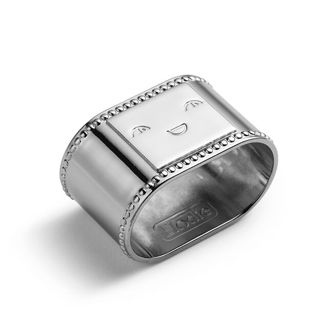 Elodie Details Servettring – Silver