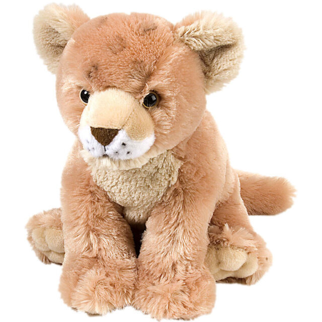Wild Republic CK Medium Lion Baby