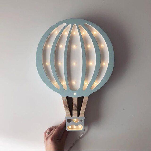 Little Lights Luftballong Lampa