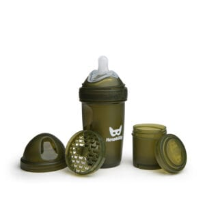 Herobility HeroBottle Army Grön 240ml