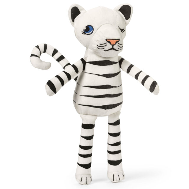 Elodie Details Snuggle - Gosedjur White Tiger Walter