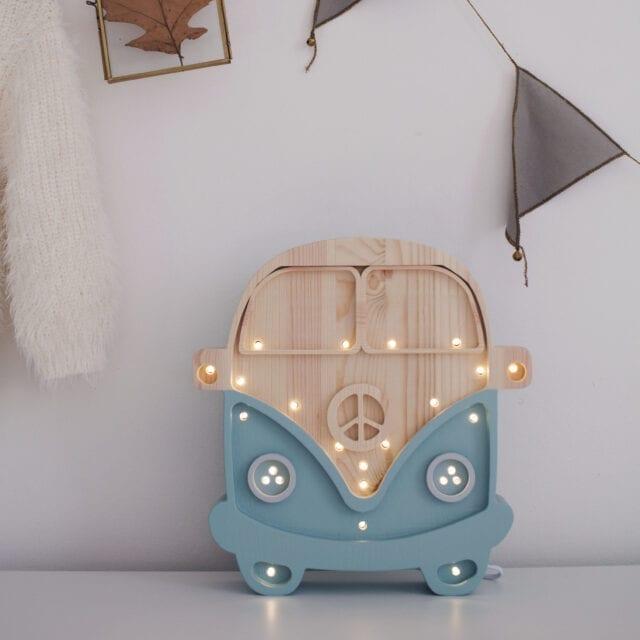 Little Lights Folkabuss Lampa