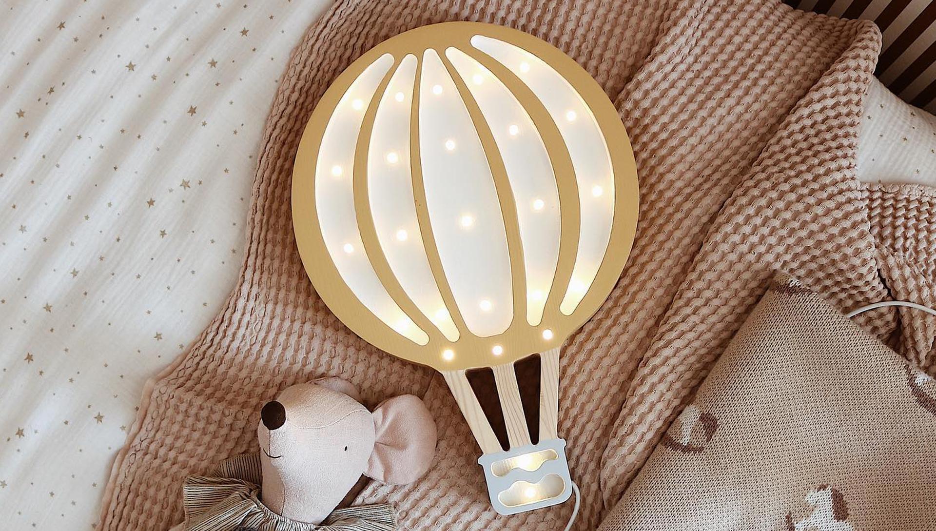 Barnbutik på nätet med Little Lights lampor
