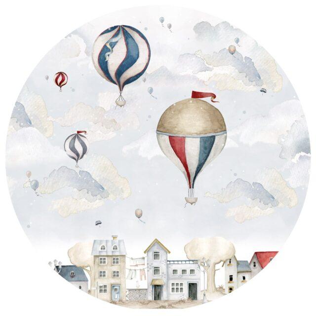 Dekornik - Luftballonger i skyn