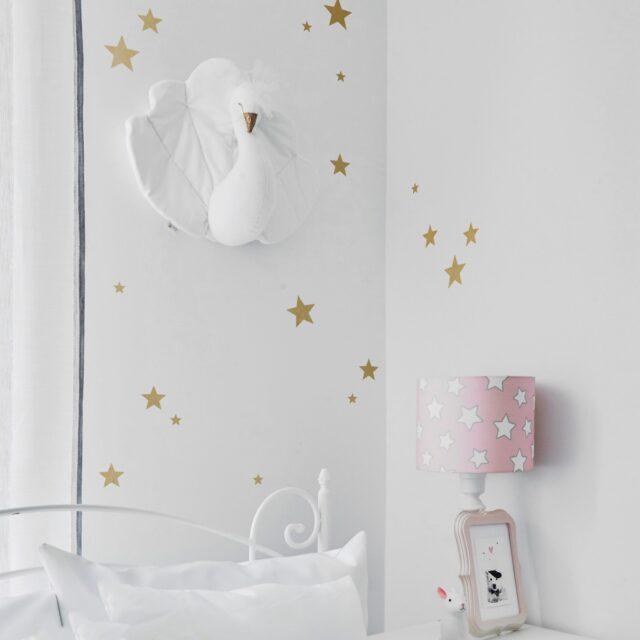 Dekornik väggdekor stjärnor
