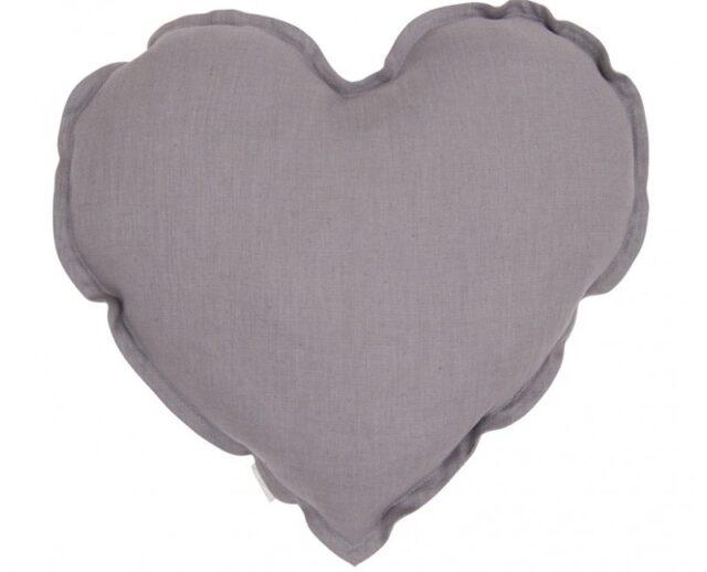 Cotton & Sweets kudde hjärta - Shark